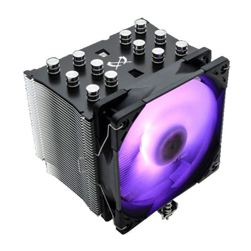 Scythe Mugen 5 Black RGB