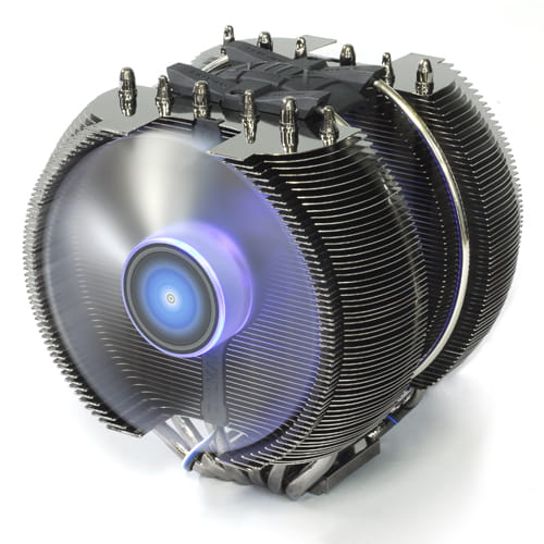 Zalman CNPS 12X Intel 115X/Amd
