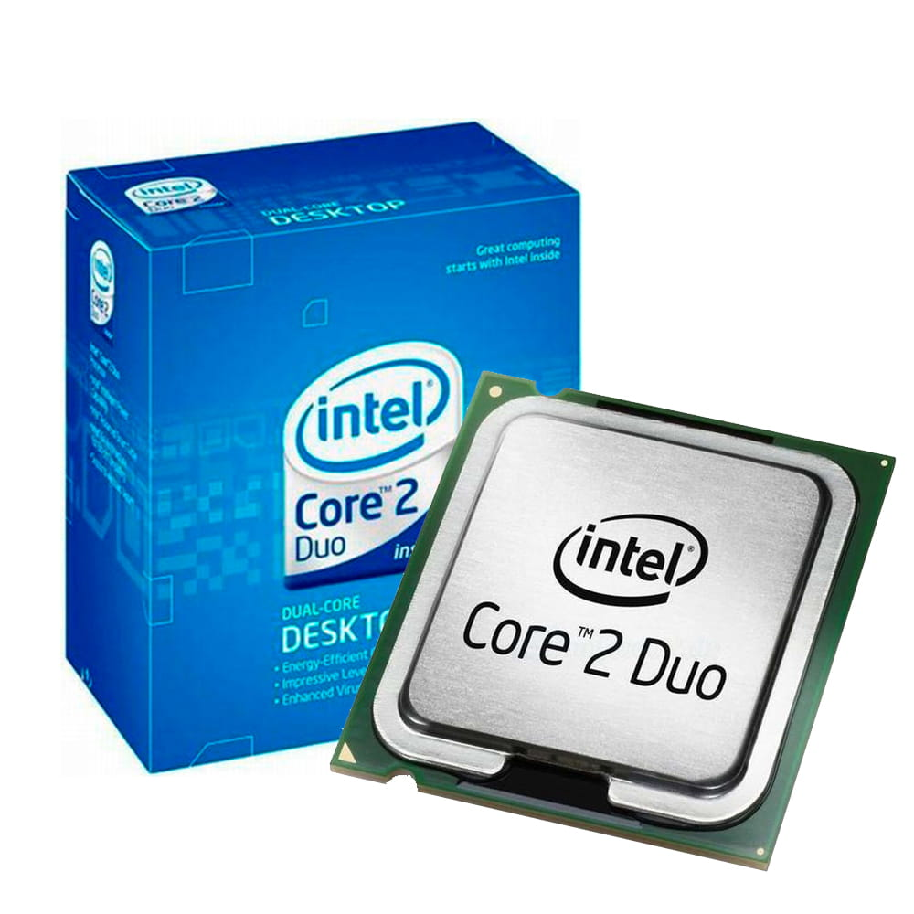 INTEL CORE2DUO E7400 LGA 775 REFURBISHED