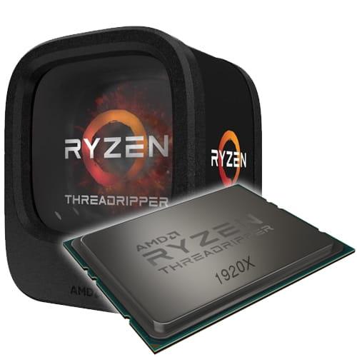 Amd Ryzen Threadripper 1920X 3.5Ghz. TR4