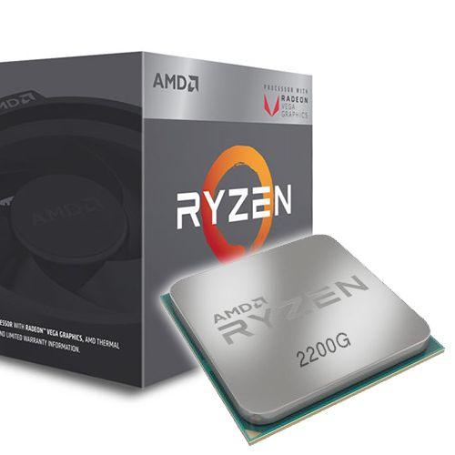 Amd Ryzen 3 2200G Vega 3.5Ghz. AM4