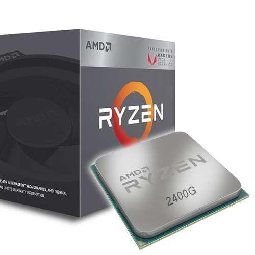 Amd Ryzen 5 2400G Vega 3.6Ghz. AM4