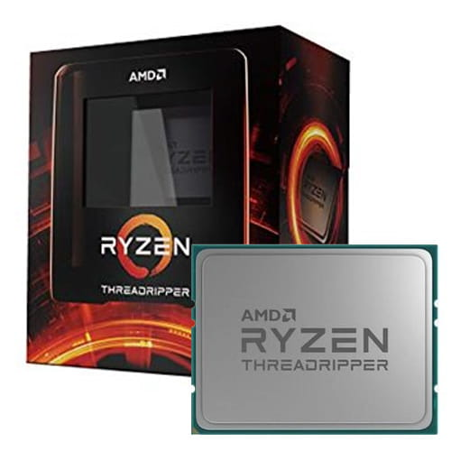 Amd Ryzen Threadripper 3960X 3.8Ghz. Socket TRX4.