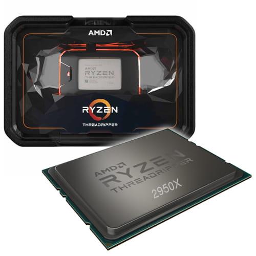 Amd Ryzen Threadripper 2950X 3.5Ghz. TR4.