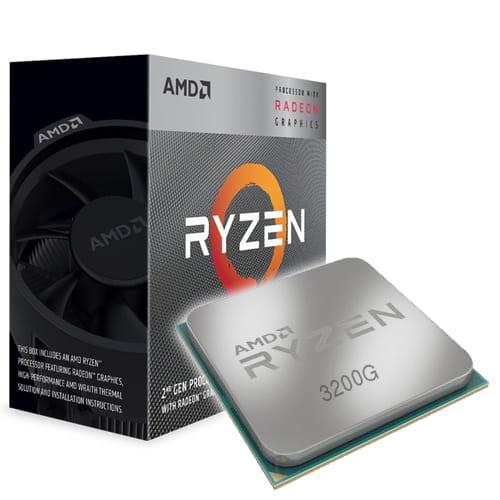 Amd Ryzen 3 3200G Vega 8 3.6Ghz. AM4
