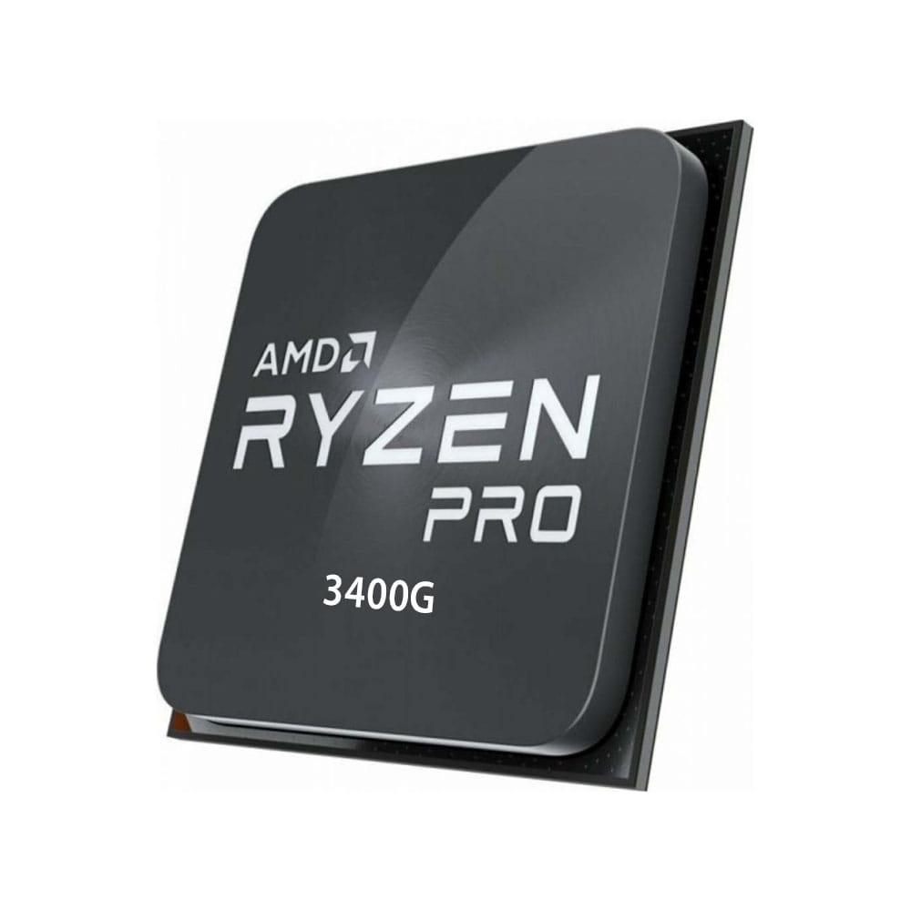 Amd Ryzen 5 Pro 3400G 3.7Ghz. Socket AM4. TRAY.