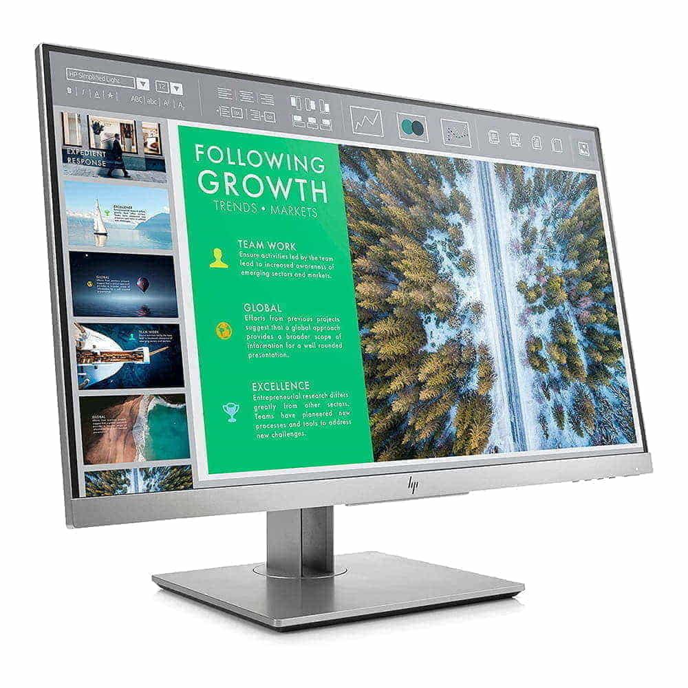 HP EliteDisplay E243 23.8 FHD IPS