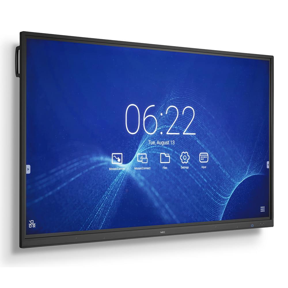 NEC MultiSync CB751Q 75 4K UHD LED.