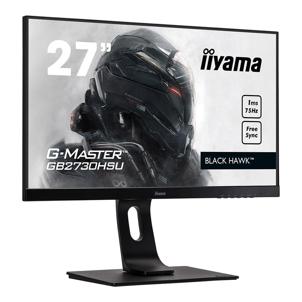 iiyama G-Master Black Hawk GB2730HSU-B1 FHD 27