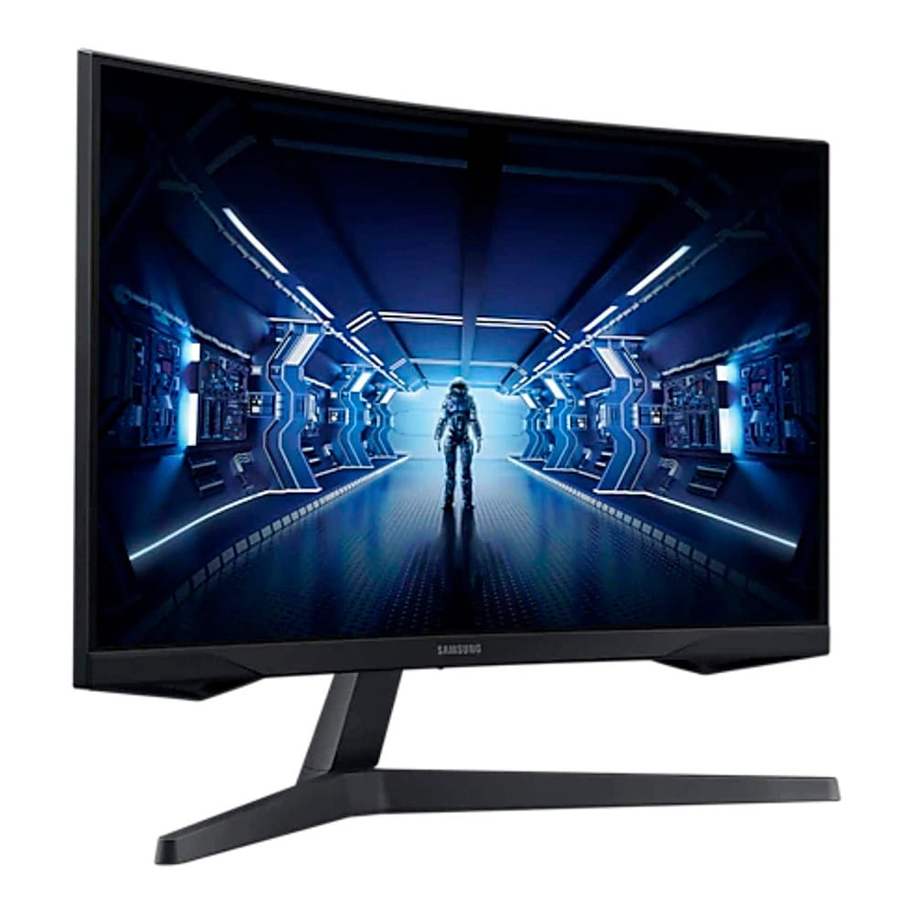 Samsung Odyssey LC27G55TQWRXEN QLED 27