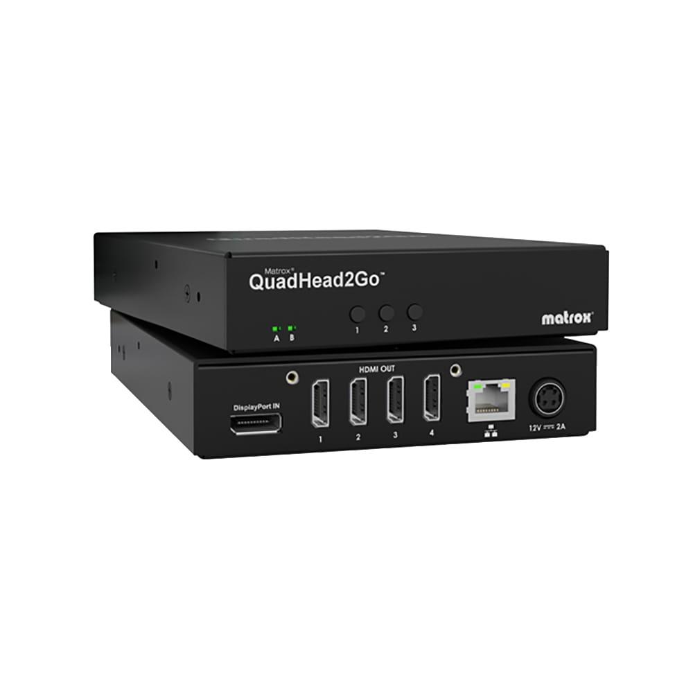 Matrox QuadHead2Go Controlador Multi-Monitor