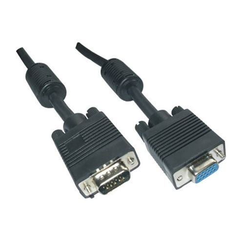 Cable SVGA con ferrita. HDB15/M-HDB15/H. 1.8m