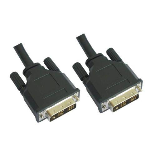Cable DVI Single Link 18+1. M-M. 3.0m