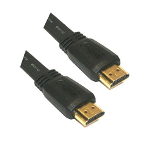 Cable HDMI V1.4 (Alta velocidad / HEC). A/M-A/M. 1.8m