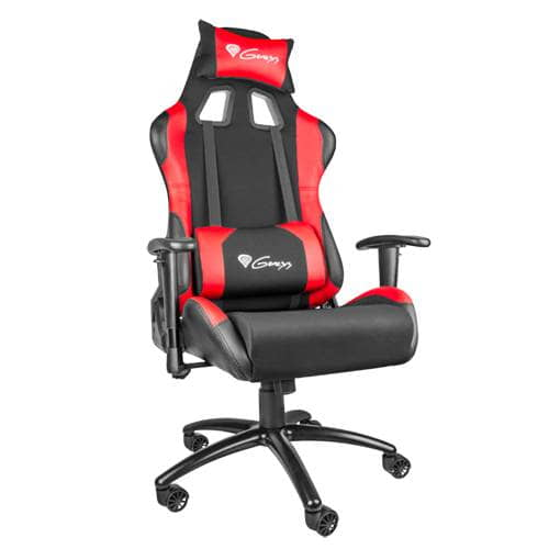 Genesis Silla Gaming Nitro 550 RED