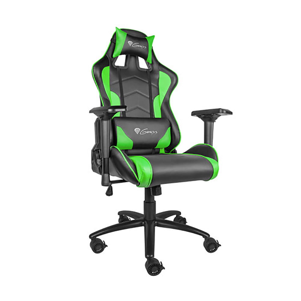 Genesis Silla Gaming Nitro 880 GREEN
