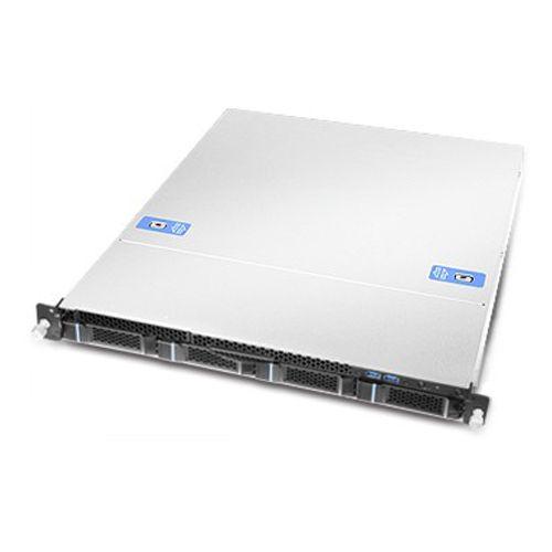 Chenbro RM14604T3-400L6 1U con 4 bahías HD hot-swap y 400W