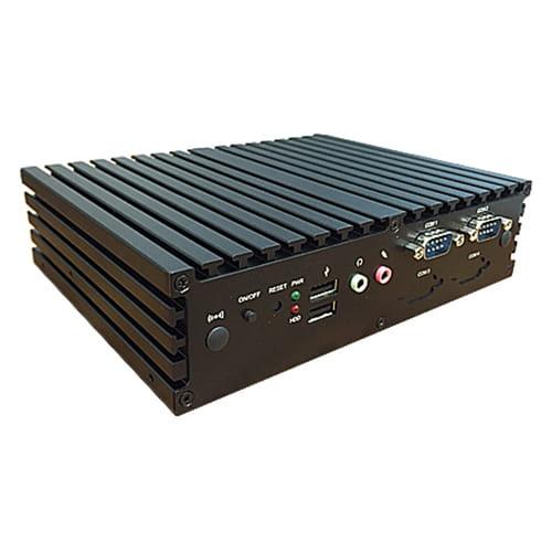 Barebone Industrial MiniPC 3.5. Intel N2930 JBC375 DVI+VGA