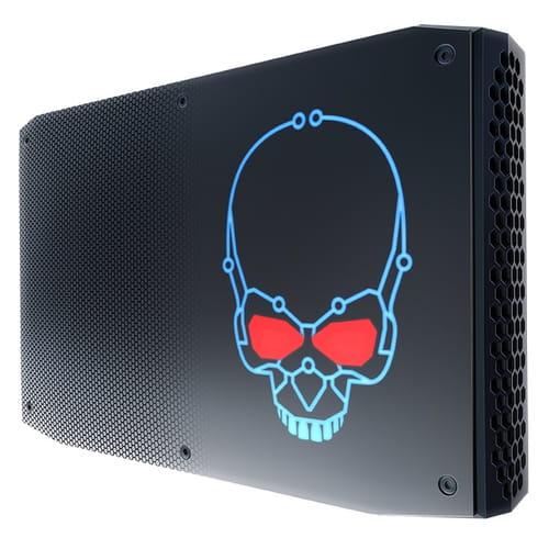 Intel NUC NUC8I7HNK2. Intel i7-8705G.