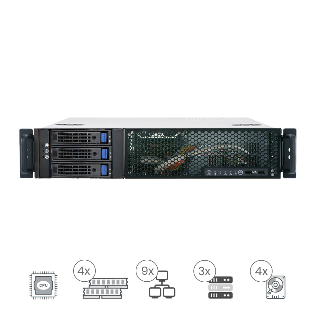 Proserve AT-2034 Rack 2U