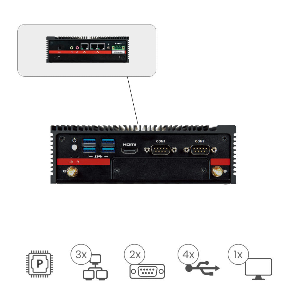 Appliot EMP101 Modular