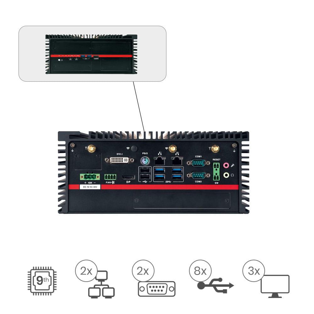 Appliot EMP501 Modular