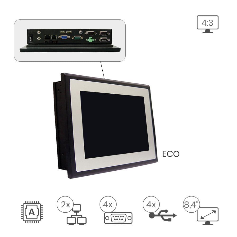PanelPC Lex Slim 4:3 2I385CW - 8.4 pulg