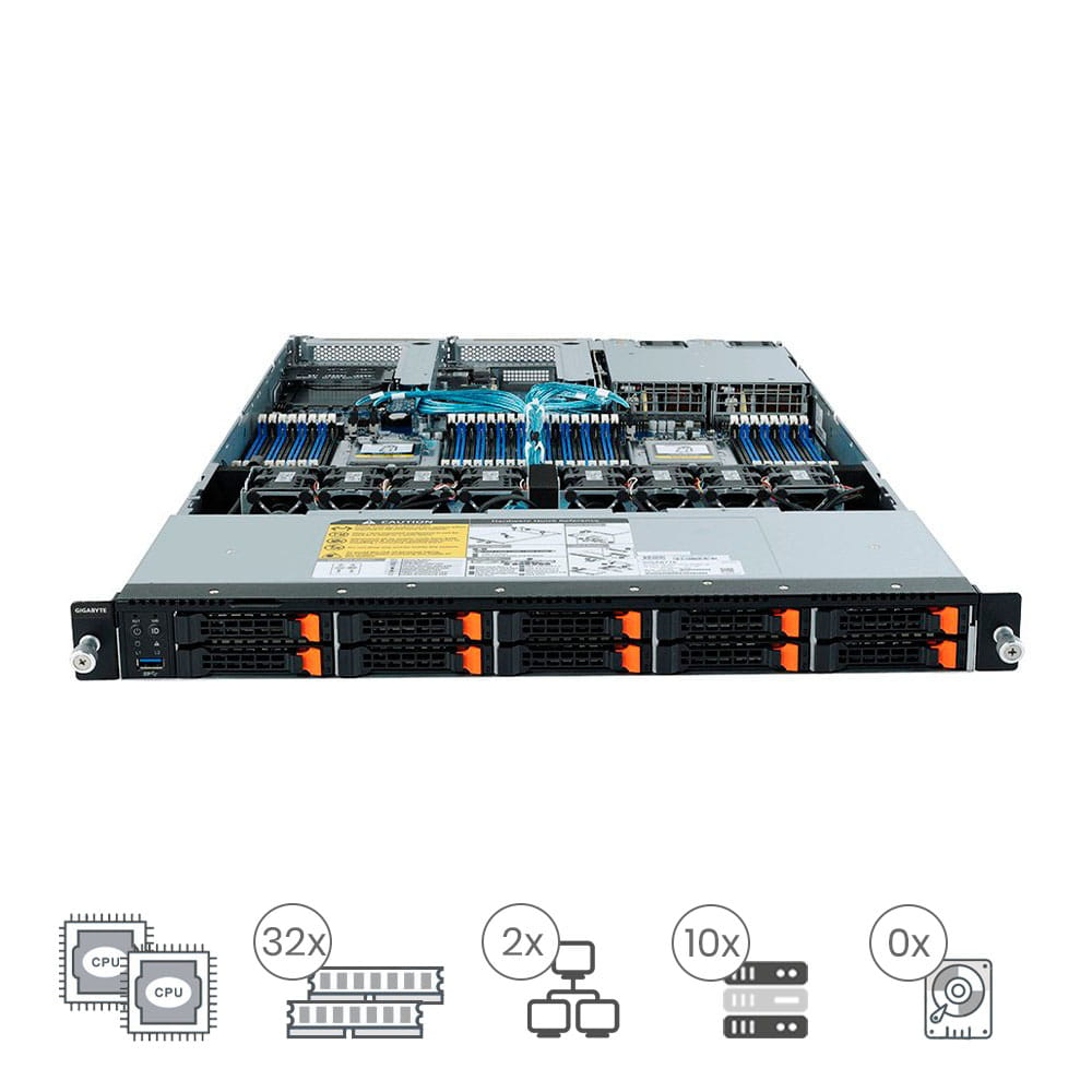 ProServe ED-110N10 Powered By Gigabyte