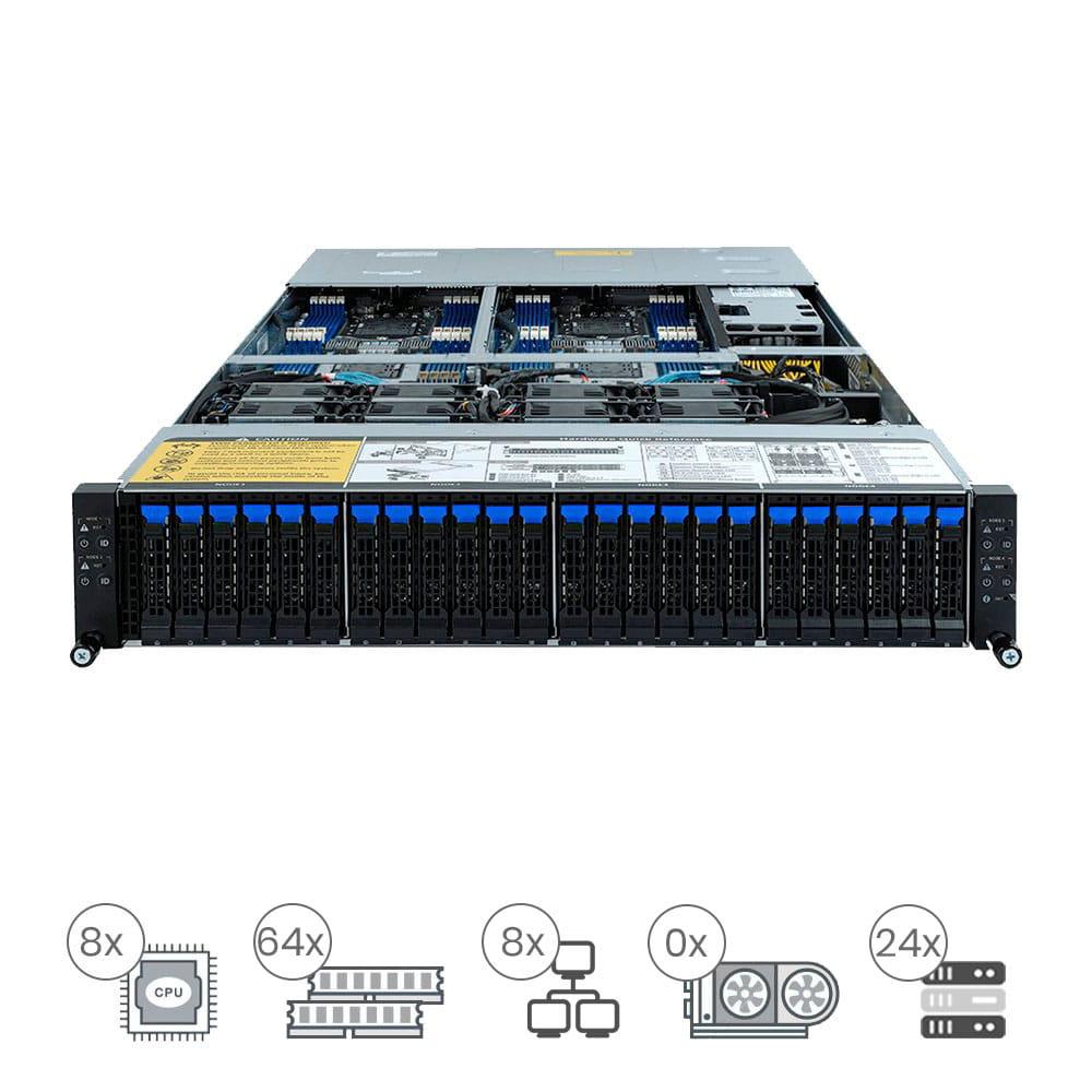 ProServe HD-24E2-6 Powered By Gigabyte