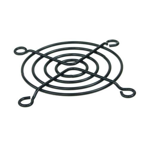 Phobya rejilla metálica para ventiladores de 60mm. Color Negro.