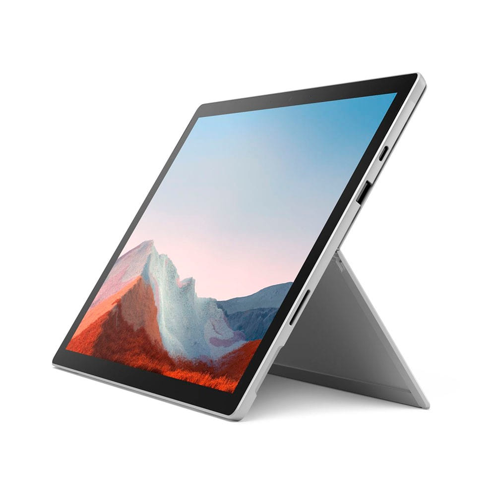 Microsoft Surface Pro 7 Plus. i5-1135G7. 8Gb. SSD 256Gb. W10P. Platino.