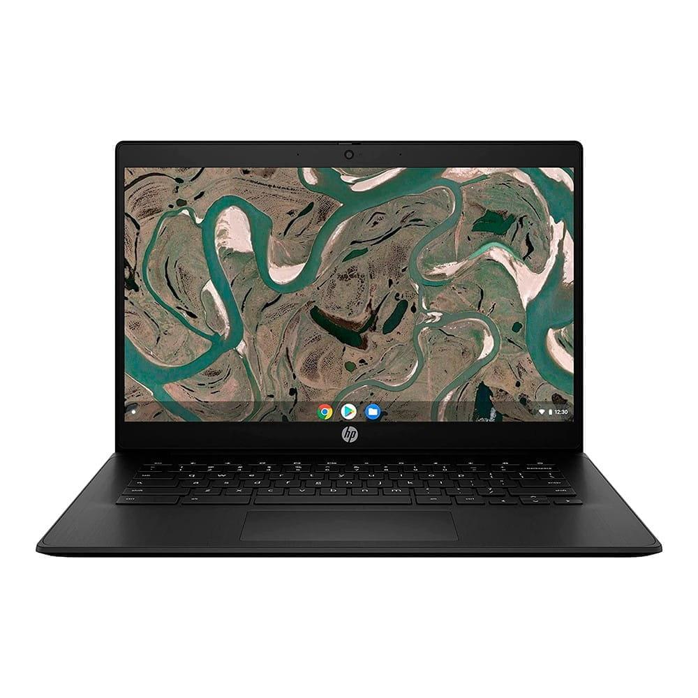 HP Chromebook 14 G7. Celeron N4500. 4Gb. EMMC 32Gb. Chrome OS.