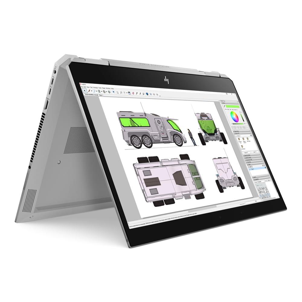 HP ZBook Studio X360 G5 Workstation i9-9880H