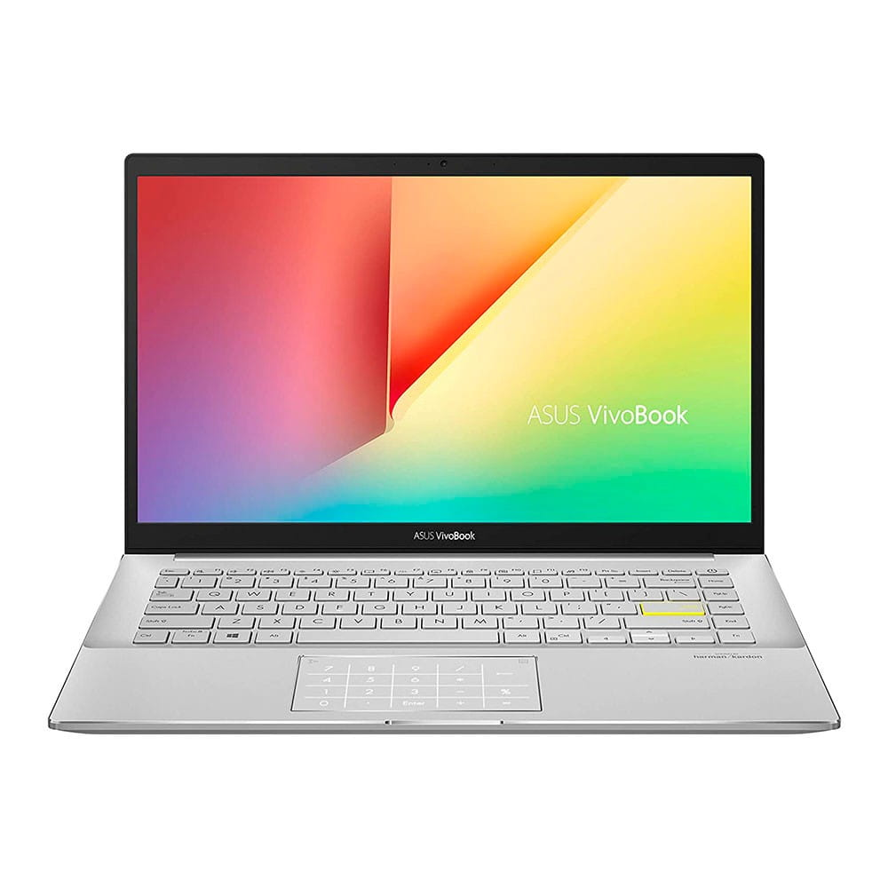 Asus UltraBook S433EA-AM423T. i5-1135G7. 8Gb. SSD 512Gb. W10H. Blanco.