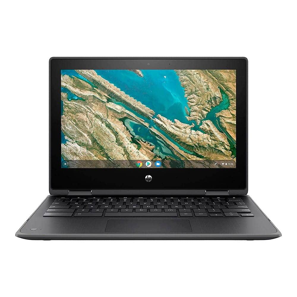 HP Chromebook x360 11 G3. Celeron N4020. 4Gb. SSD 32Gb eMMC. Chrome OS.