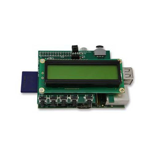 KIT placa PiFace Digital para Raspberry Pi + Display