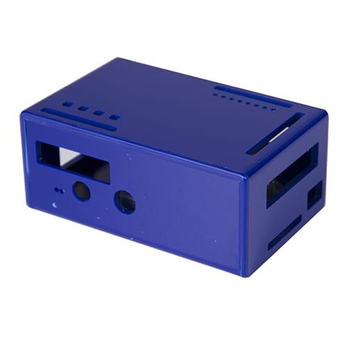 Caja para KIT Raspberry Pi + PiFace Azul