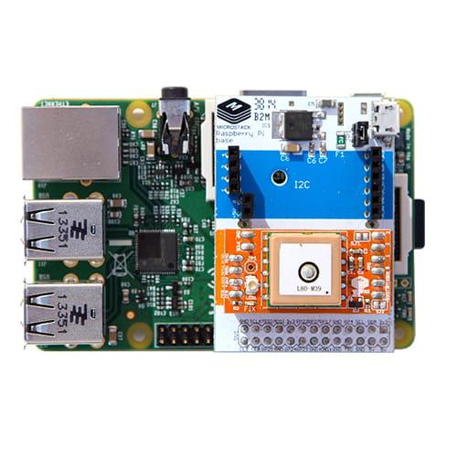 Baseboard Microstack para Raspberry Pi