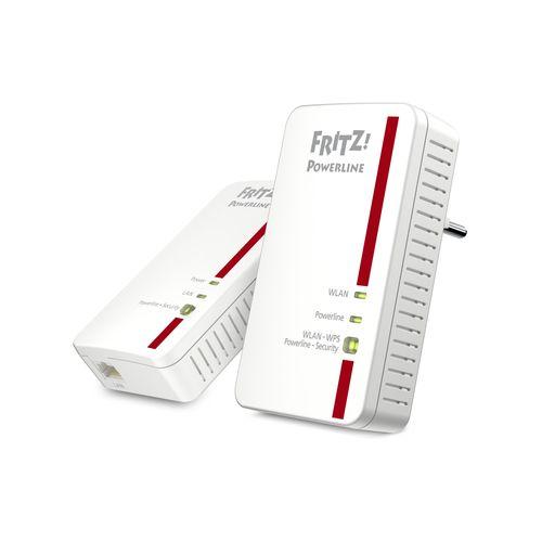 FRITZ! Powerline 1240E Kit