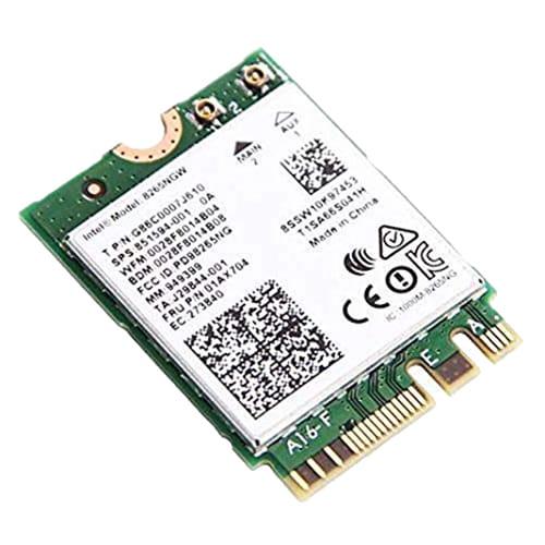 Intel AC 8265. Wireless/Bluetooth.