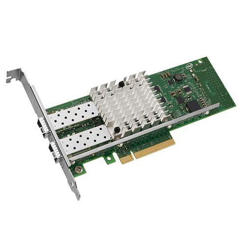 Intel X520-DA2. Tarjeta de red fibra 10Gb 2-Port