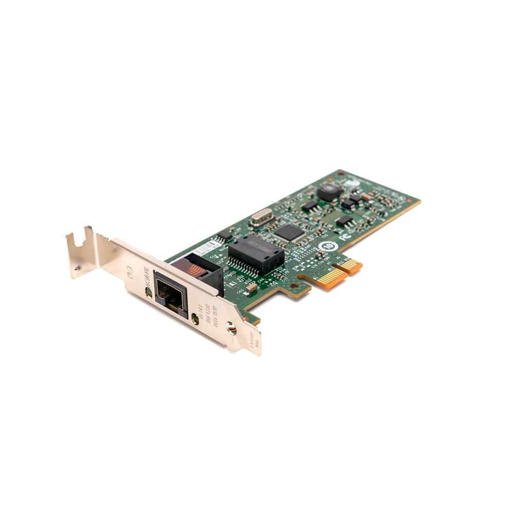 Intel E1G31CTG1P20. Tarjeta de red 1x RJ45 1Gb. PCIe x1.
