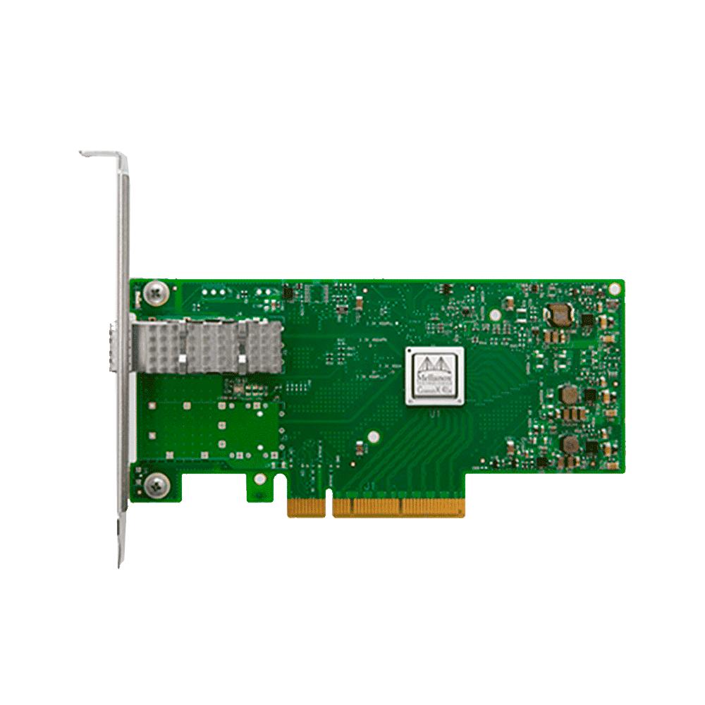 Mellanox MCX4131A-GCAT ConnectX-4. Tarjeta de red 50GbE 1x QSFP28.