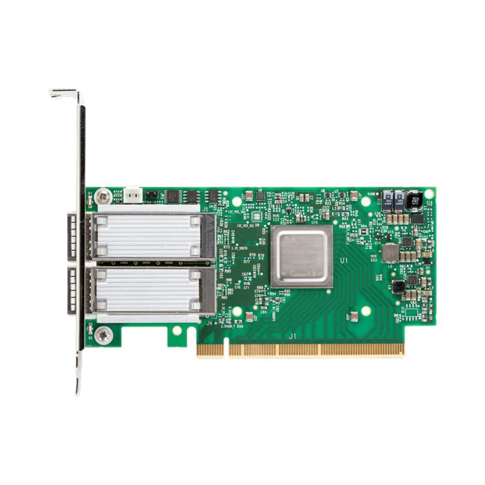Mellanox MCX512A-ACAT ConnectX-5. Tarjeta de red 25GbE 2x SFP28.