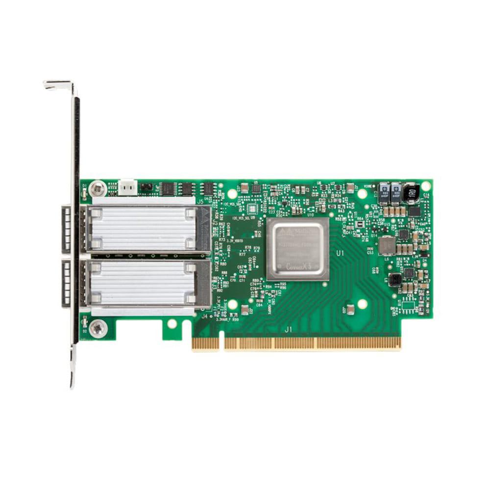 Mellanox MCX516A-CCAT ConnectX-5. Tarjeta de red 100GbE 2x QSFP28.