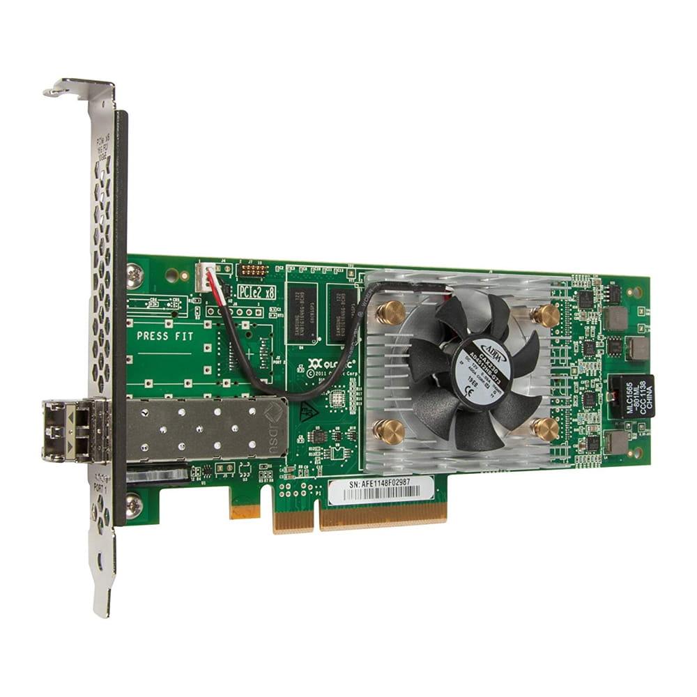 Q-Logic QLE2670-CK. Tarjeta de red de Fibra 1 SFP+. Low Profile.