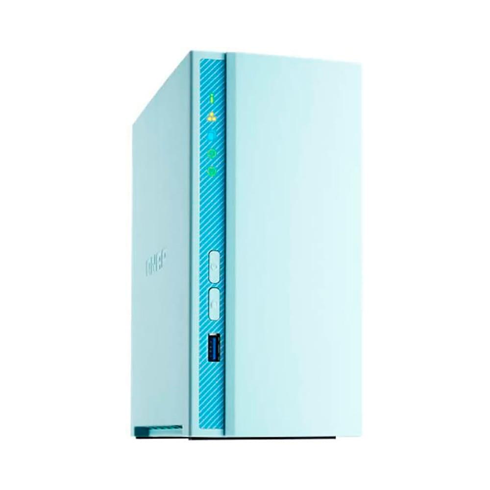 QNAP TS-230 NAS Ethernet Tower Azul RTD1296