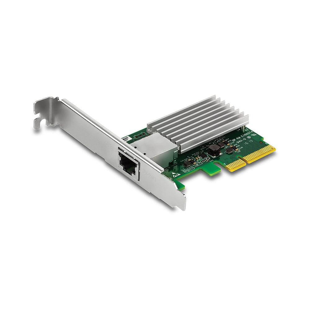 TrendNet TEG-10GECTX. Tarjeta de red RJ45 10GBit PCIe x4