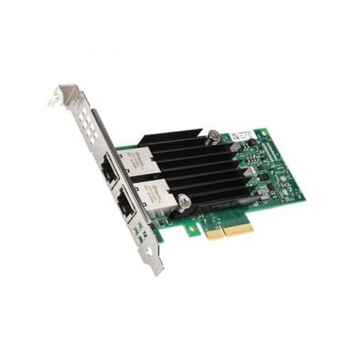 Intel X550-T2. Tarjeta de red 2x RJ45 10Gb PCIe.