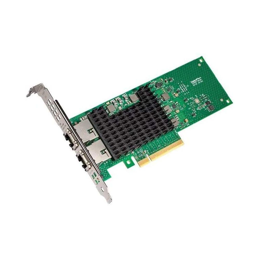 Intel X710-T2L. Tarjeta de red 2x RJ45 10GBase-T PCIe. BULK.